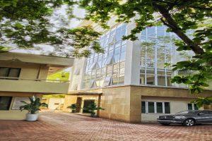 Hình ảnh trụ sở Viện Khoa Học Công Nghệ và Kinh Tế Xây Dựng Hà Nội