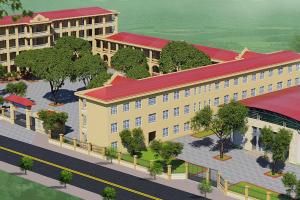 Xây dựng trường THCS Chi Đông – Mê Linh – Hà Nội