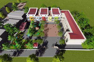 Trường mầm non Nguyên Khê – Đông Anh – Hà Nội