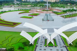 Dự án công viên Hòa Bình – Hà Nội ( Gói thầu 8,11,12B)